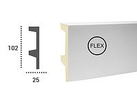 LED профили Tesori KF 504 Flexi,лепной декор из полиуретана., фото 1