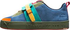 Женские кроссовки Puma Court Platform Brace Atelier New Regime 366537-01, Пума Корт Платформ