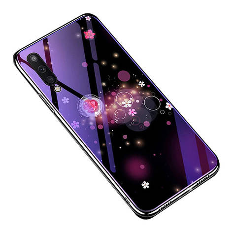 Чохол-накладка NZY для Samsung Galaxy A50/ A505F TPU+Glass Fantasy із торцами Бульбашки (974731) , фото 2