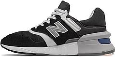 Мужские кроссовки New Balance MS997HGA Black, Нью беланс 997