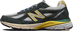 Мужские кроссовки New Balance M990BS4 Benjamin Bread, Нью беланс 990
