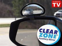 Автомобильное зеркало заднего вида против мертвых зон E 020 Clear Zone Auxiliary Mirror, фото 3