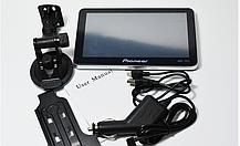 Автомобильный GPS навигатор Pioneer P-701 - 7, фото 3