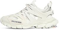 Мужские кроссовки Balenciaga Track Trainer White 542023 W1GB1 9000, Баленсиага Трек Треинер