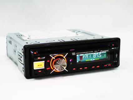 Автомагнитола 1DIN DVD-8300 | Автомобильная магнитола | RGB панель + пульт управления, фото 2