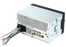 Автомагнитола MP5 2DIN 7012 Little USB  + рамка | Автомобильная магнитола | USB+Bluetoth+Камера, фото 3