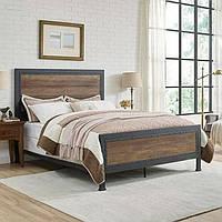 Кровать в стиле LOFT (NS-963247467), фото 1