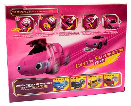 Игровой набор Лига ВотчКар Битвы Чемпионов машинка Сона Игра WatchCar Sona(Yari), фото 2