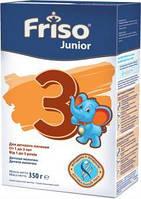 Смесь сухая молочная 3 Junior Friso от 1 до 3 лет 350 г