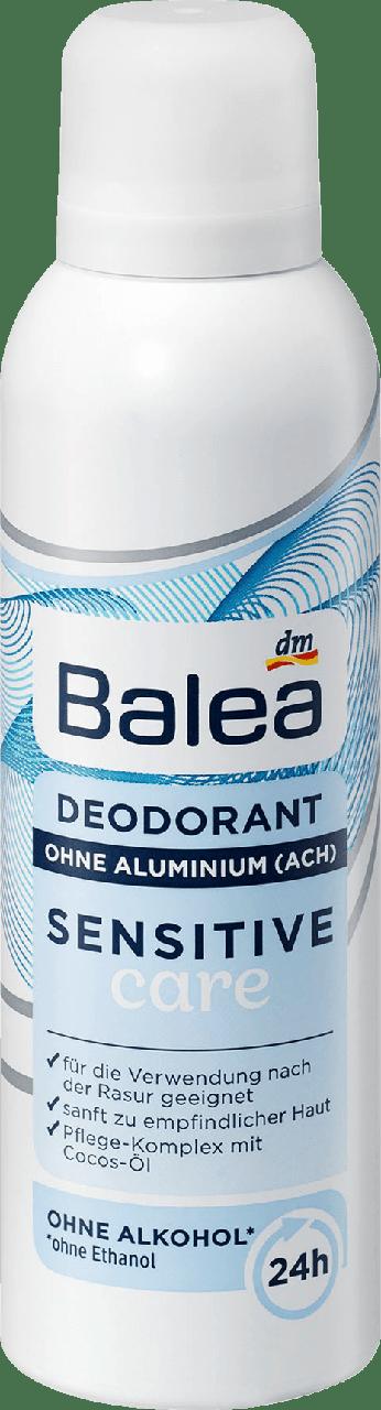 Дезодорант аэрозольный Balea Sensitive Care