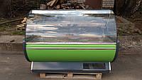 Витрина холодильная Технохолод 1,6 м. бу.  гастрономическая витрина б/у, фото 1