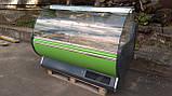 Вітрина холодильна Технохолод 1,6 м. бу. гастрономічна вітрина б/у, фото 2