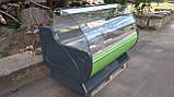 Вітрина холодильна Технохолод 1,6 м. бу. гастрономічна вітрина б/у, фото 3
