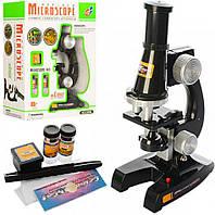 Микроскоп Royaltoys Микроскоп C2119M акссесуары в кор. 19*8,5*24см SKU_C2119M