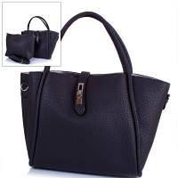 Сумка повседневная (шоппер) Amelie Galanti Женская сумка из качественного кожезаменителя AMELIE GALANTI (АМЕЛИ ГАЛАНТИ) A981121-black, фото 1
