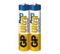 Батарейка GP Ultra Plus Alkaline 24AUP-S2, LR03, ААА, 1.5V, фото 1