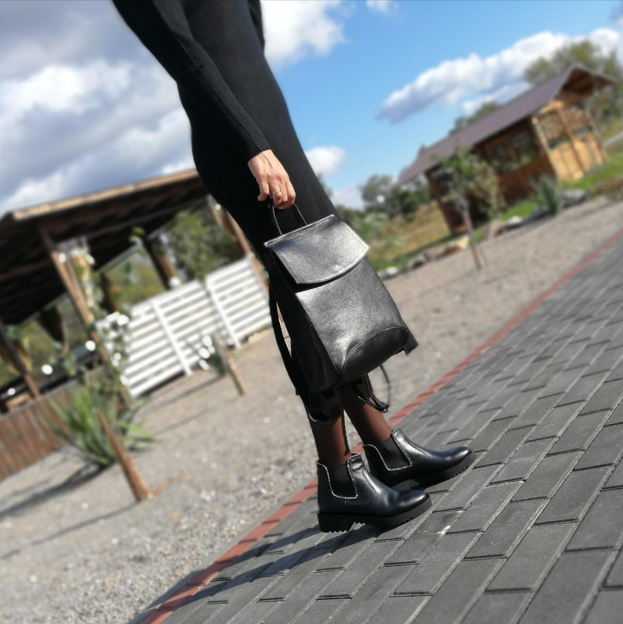 Стильные зимние ботинки. ОПТ.