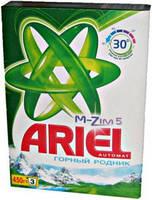 Порошок стиральный горный родник 450 гр Ariel