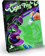 "Набор творчества Danko Toys Набор креативного творчества NLP-01 ""Neon Light Pen"" SKU_NLP-01"
