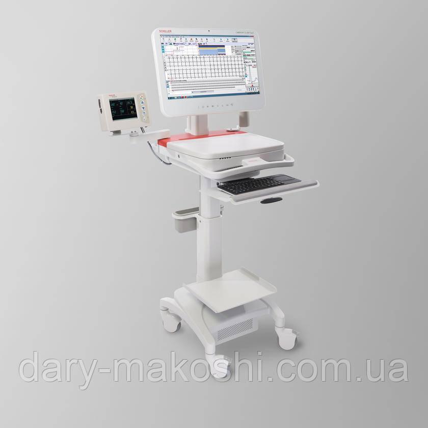 Кардиопульмональная диагностика CARDIOVIT CS-200 Touch