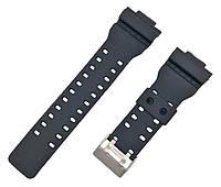 Спортивный ремешок Primo Wide 2Pin для часов Casio G-Shock (GA-100 / GA-200 / G-8900 / GD-120)