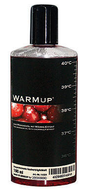 014324 / WARMup / Массажное масло ( вишня ) 150 мл, фото 2