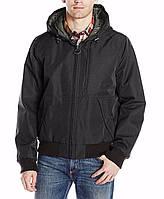GH BASS фирменная демисезонная куртка р.48-50-Укр M-USA среднее утепление водозащитная из США