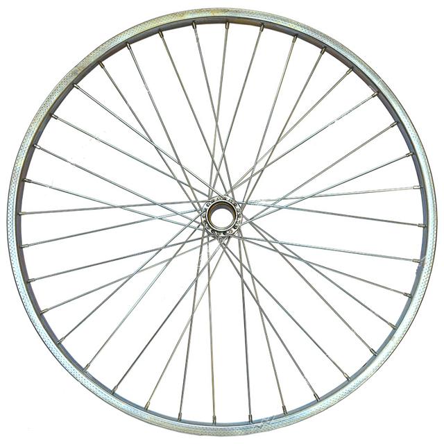 Велосипедное колесо на 28 заднее под стакан