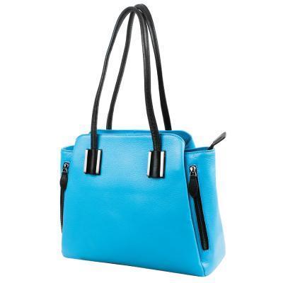 Сумка деловая Desisan Женская кожаная сумка DESISAN (ДЕСИСАН) SHI-7132-376
