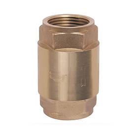 "Обратный клапан SD Forte с латунным штоком 3/4"" Euro"