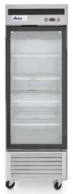 Холодильный шкаф Hendi Arktic 233 160, фото 2