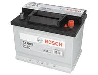 Аккумулятор 56Ah/480A S3 R+ (Bosch)