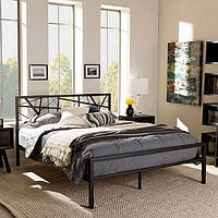 Кровать в стиле LOFT (NS-970000109), фото 1