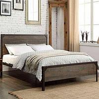 Кровать в стиле LOFT (NS-970000123), фото 1