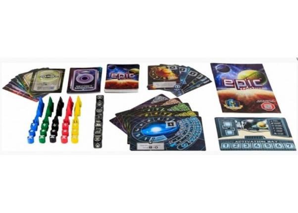 Настольная игра Крошечные Эпические Галактики, фото 2