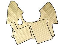Резиновый коврик с защитными бортами DAF XF 95 01.02