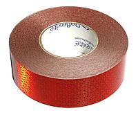 Светоотражающая лента красная, шириной 50мм Reflexite VC104 +