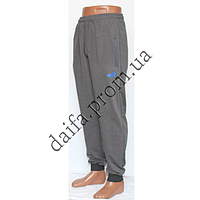 Мужские трикотажные брюки серые НОРМА PM38-3 PUMA пр-во Украина. Оптовая продажа со склада на 7км.