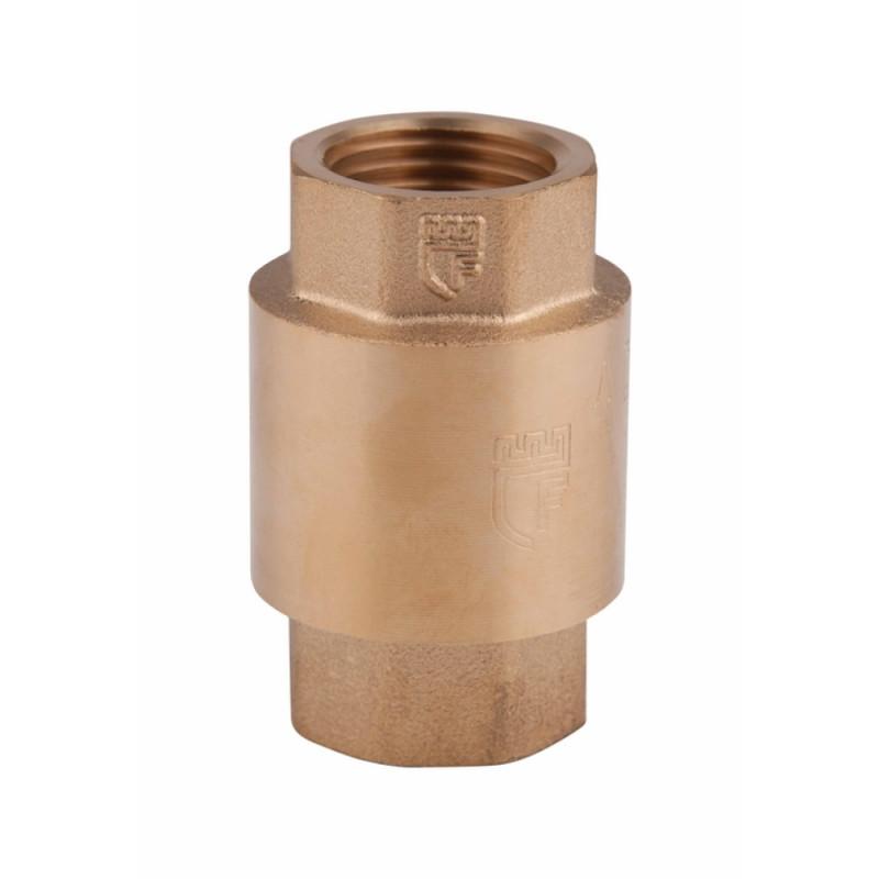 "Обратный клапан SD Forte с латунным штоком 1"" 1/2"