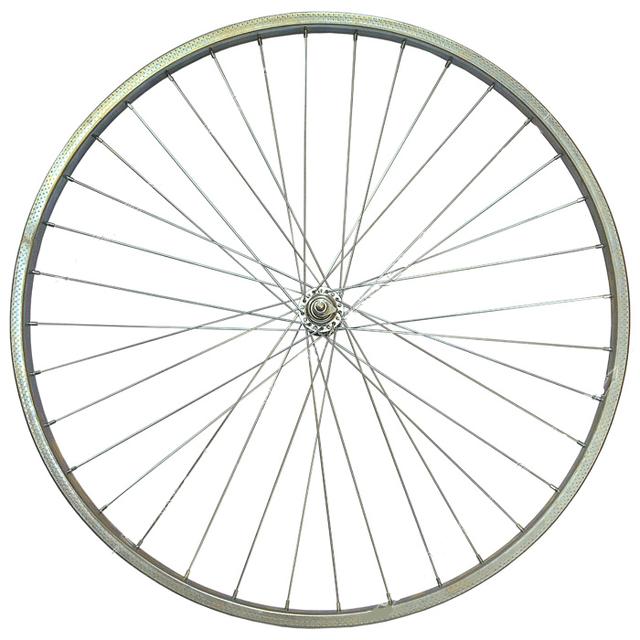 Велосипедне колесо 28 переднє сталь