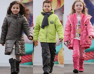 Куртки детские и подростковые