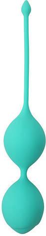 Вагинальные шарики SEE YOU IN BLOOM DUO BALLS 36MM GREEN, фото 2