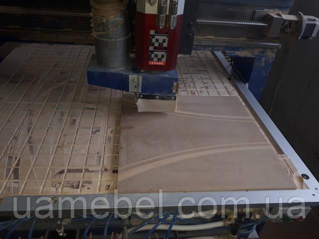 Станок с ЧПУ по обработке плитных материалов (МДФ, ДСП) 2