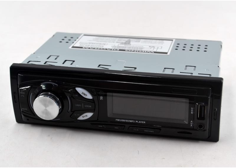 Автомагнитола с Bluetooth 7882 не съемная панель 60*4 Вт