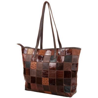 Сумка повседневная (шоппер) Gala Gurianoff Женская дизайнерская кожаная сумка GALA GURIANOFF (ГАЛА ГУРЬЯНОВ) GG3013-24, фото 1