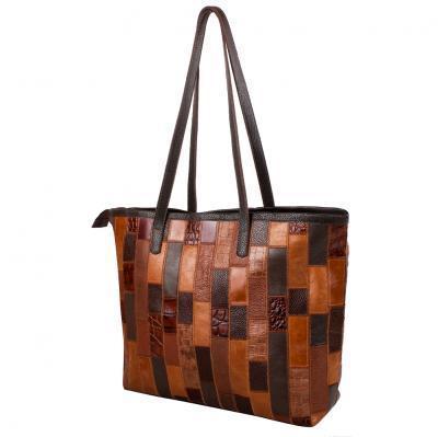 Сумка повседневная (шоппер) Gala Gurianoff Женская дизайнерская кожаная сумка  GALA GURIANOFF (ГАЛА ГУРЬЯНОВ) GG3013-10