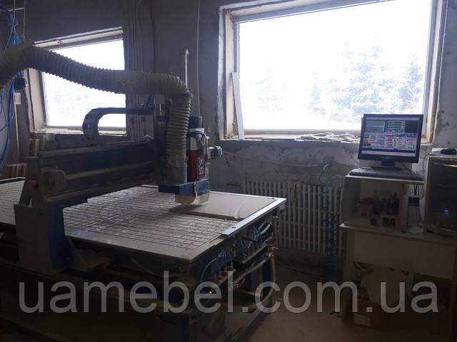Станок с ЧПУ по обработке плитных материалов (МДФ, ДСП) 3