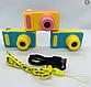 Детский цифровой фотоаппарат Smart Kids Full HD фото видео камера, фото 7