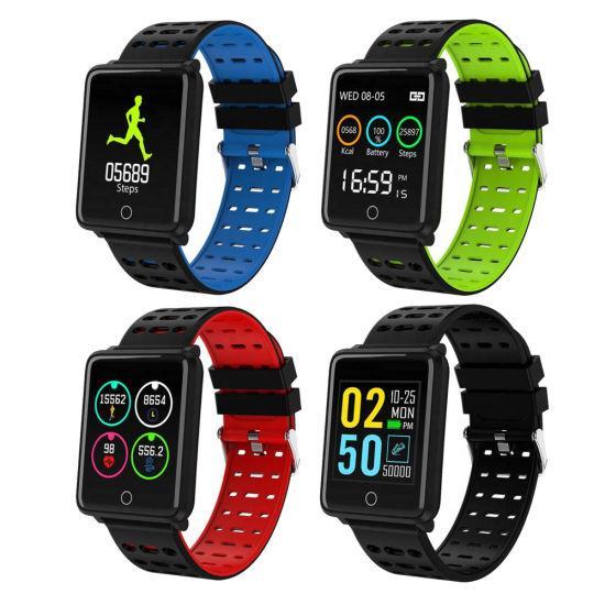 Фитнес браслет F3 Водонепроницаемые умные часы smart watch голинник