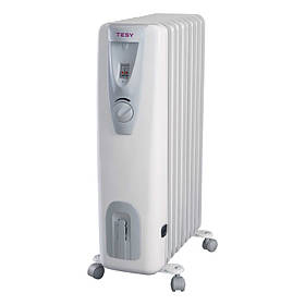 Радиатор маслянный Tesy 2,0 кВт, 9 секций